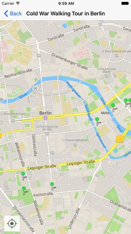 Cold War Walk in Berlin