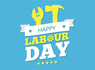 Labor Day Animated Wishes