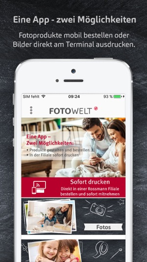 Rossmann Fotowelt on the App Store