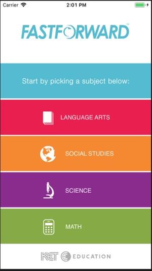 KET FastForward - Skill Check on the App Store