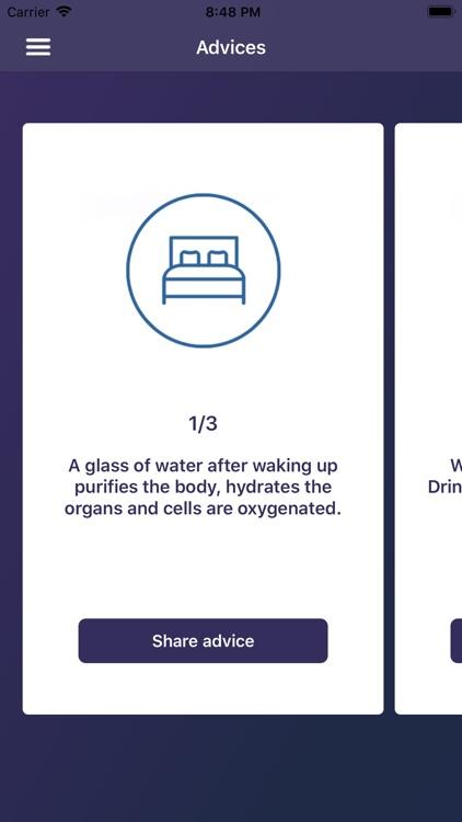 Drink Water - Daily reminder screenshot-6