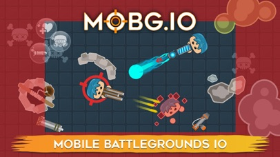 Mobg.io Survive Battle screenshot 2