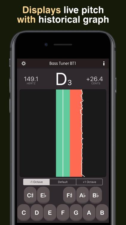 Bass Tuner BT1 Pro screenshot-4