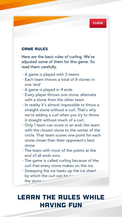 Curling Winter Games screenshot-3