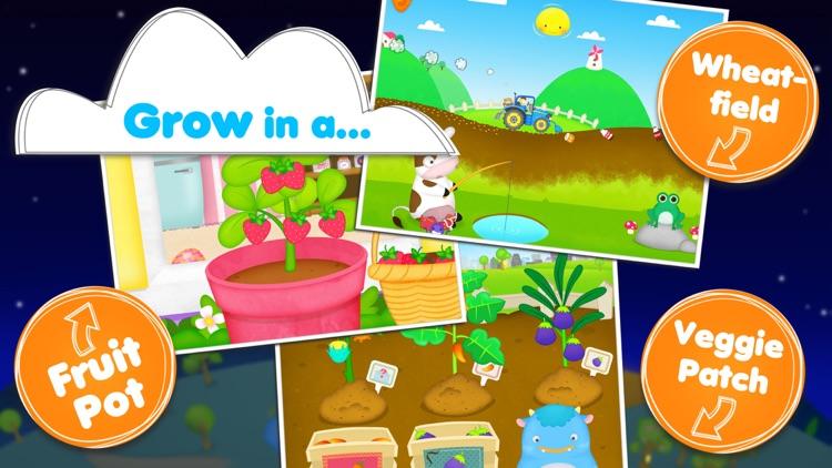 Happy Little Farmer - Kids Veggie Farm screenshot-3