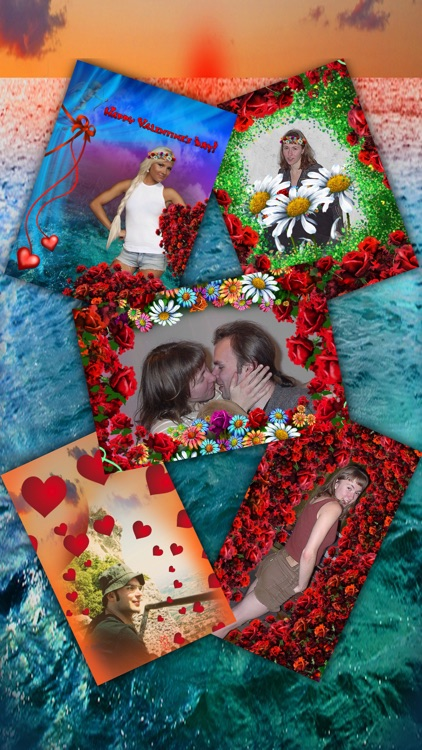 Valentine's Day Photo Booth screenshot-0
