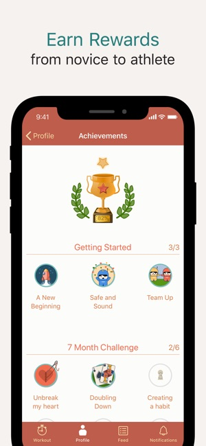 Seven 7 minute workout app on the app store fandeluxe Images
