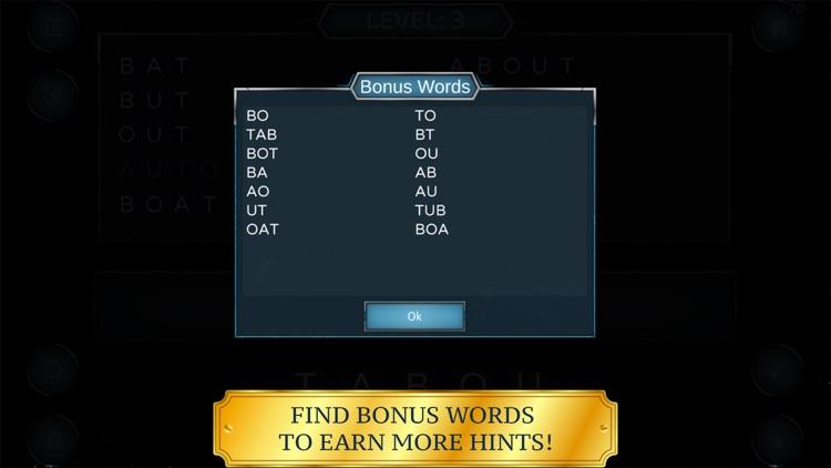 Word Connect HD screenshot-3