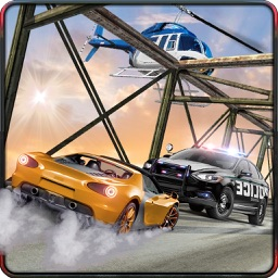 Police Chase Escape Mission 3D