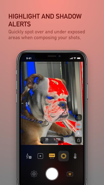Camera-M screenshot-4