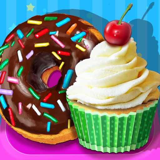 Little Cupcakes: cooking games