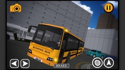 学校 总线 行驶 模拟器 App 截图