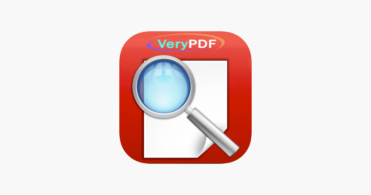VeryPDF AnyFile Viewer on the App Store