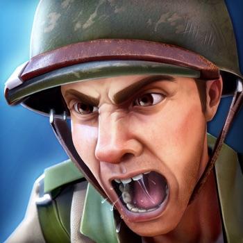 Battle Islands: Commanders Logo