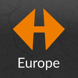 NAVIGON Europe Apple Watch App