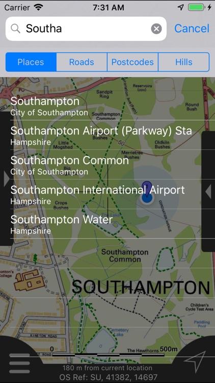 New Forest Maps Offline screenshot-8