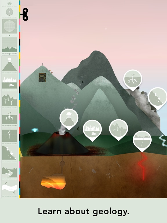 The Earth by Tinybop Screenshots