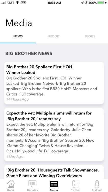 Pocket Big Brother screenshot-4