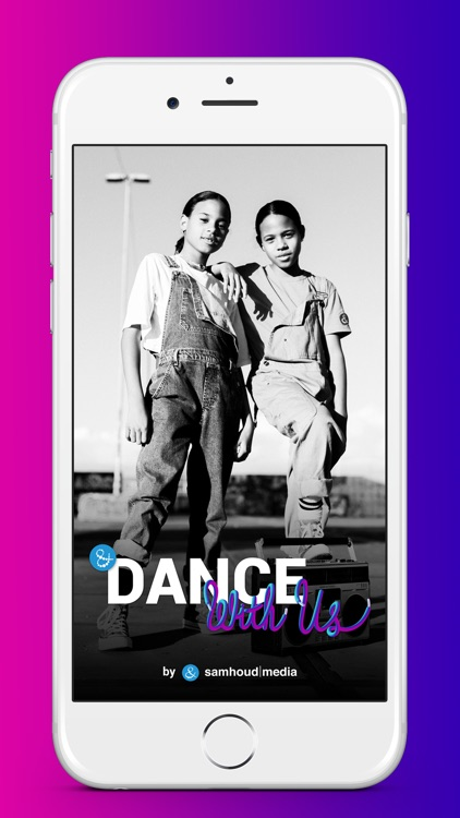 Dance With Us! by &samhoud media