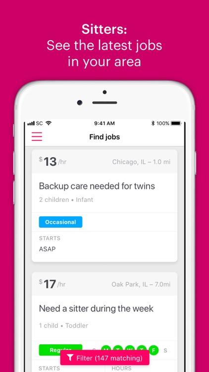 Sittercity: Find Child Care screenshot-3