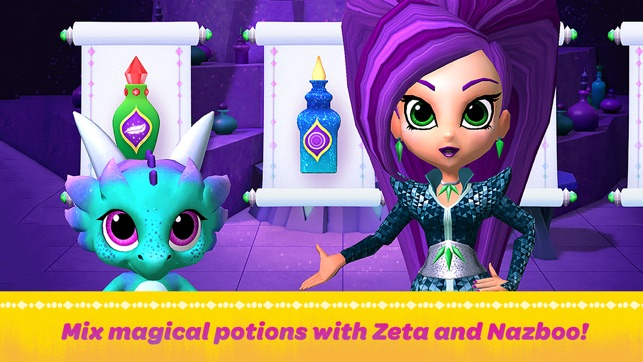 2678108fa5 Shimmer and Shine: Genie Games on the App Store