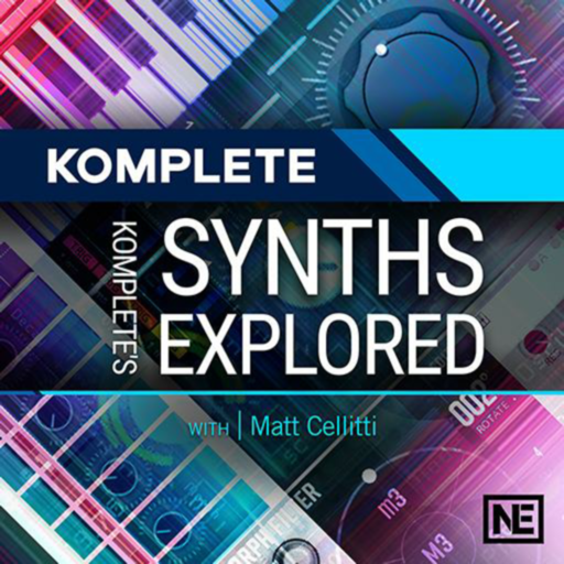 Synths For Komplete 11 101