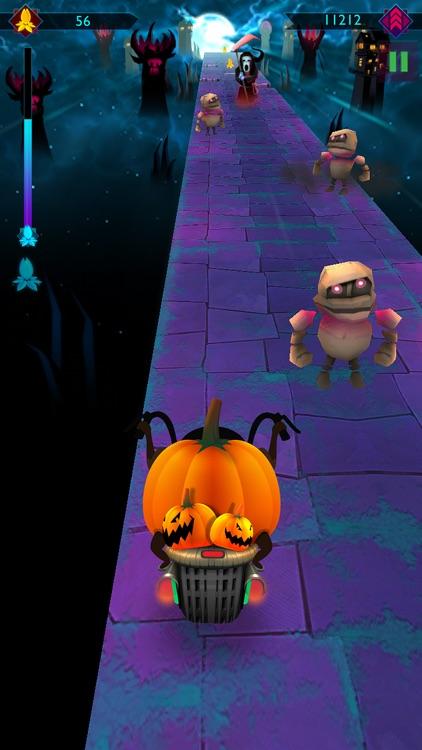 Halloween Night Ride screenshot-4