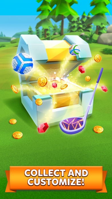 Golf Battle screenshot 4