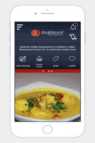 Darshan Indian Restaurant - náhled