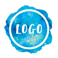 how to make your own slime logo