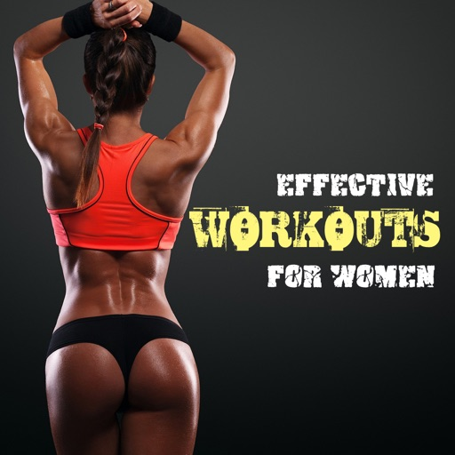 Effective Workouts for Women iOS App