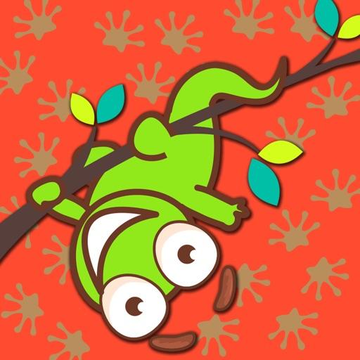 Iguana Emoji Stickers