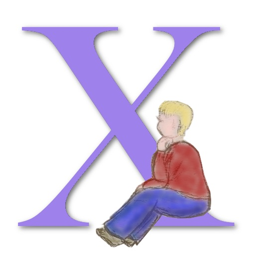 X is for Xavier
