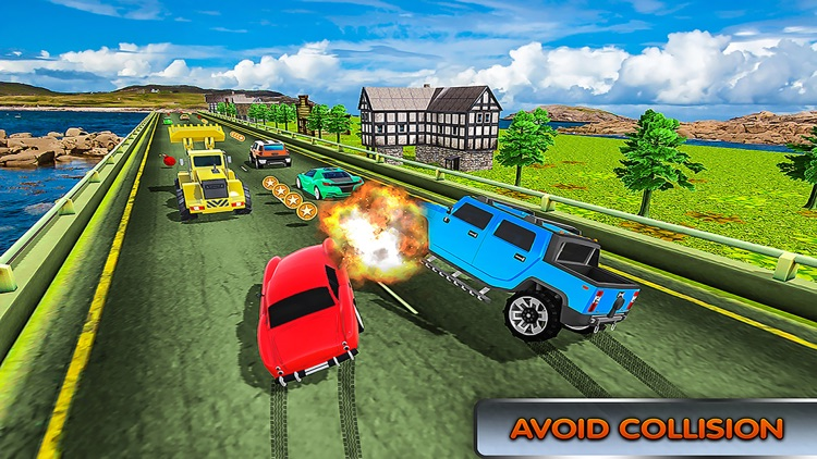 Real Traffic Racer 3D screenshot-0