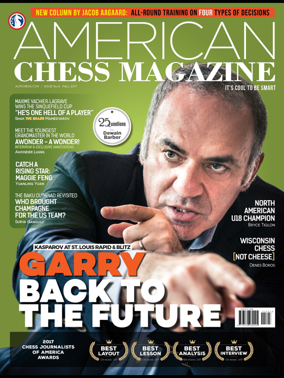 American Chess Magazine screenshot 6