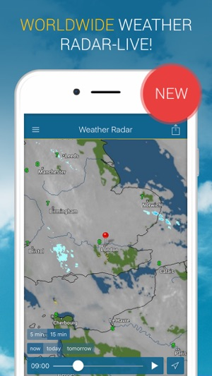 Weather radar on the app store weather radar on the app store gumiabroncs Gallery