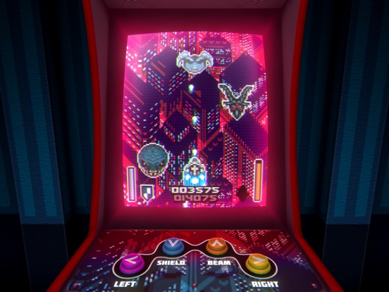 GodSpeed Arcade Cabinet Screenshots