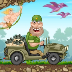 Activities of Army Jeep Jump! - Skill Adventure