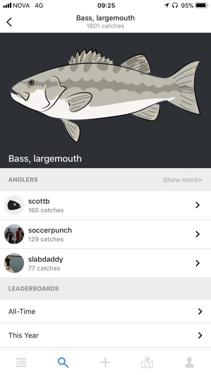 Angling iQ - Fishing App screenshot-5