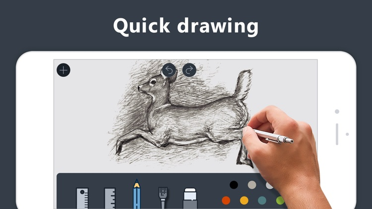 Draw.ing Pad, Doodle Paint Art screenshot-0