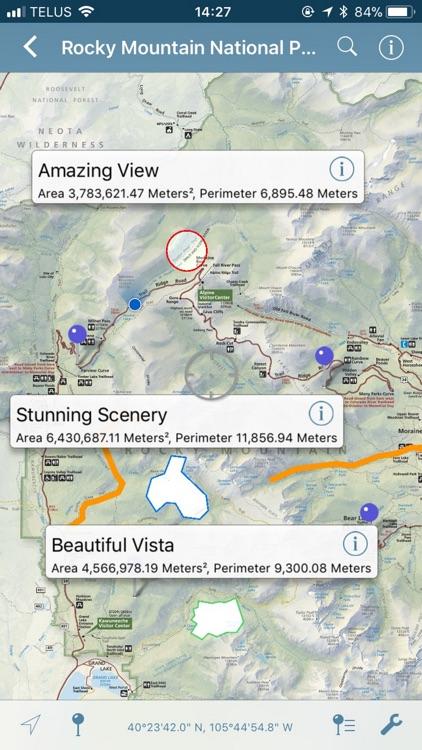 Avenza Maps screenshot-3