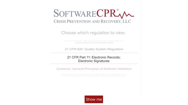 SoftwareCPR screenshot-3