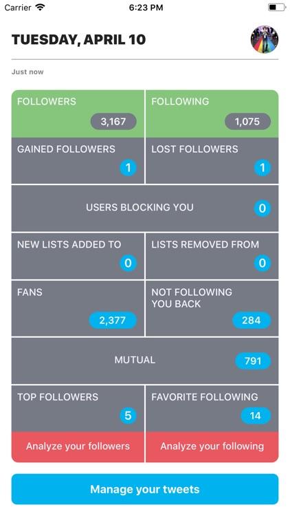 Dolphi for Twitter screenshot-0