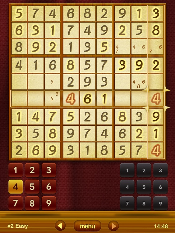 Sudoku HD! screenshot-0