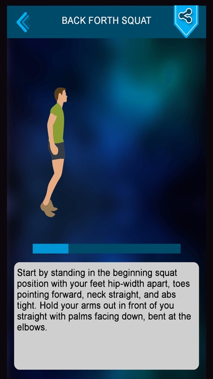 Daily Cardio Fitness Workout screenshot-9