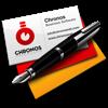 Business Card Shop 8 - Chronos Inc.