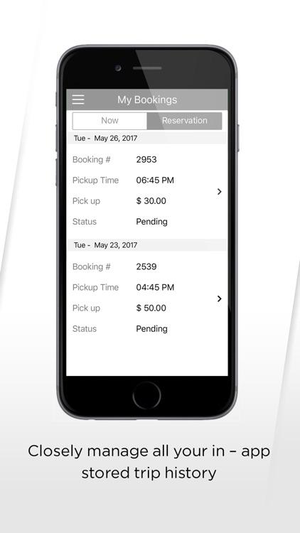 Ecar - The passenger app screenshot-3
