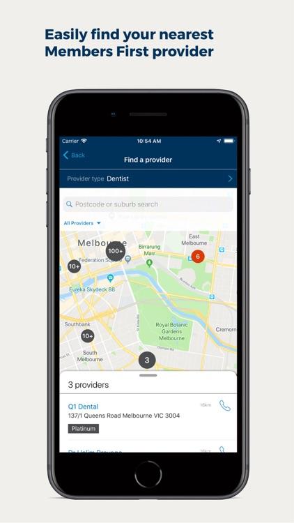 myBupa screenshot-3
