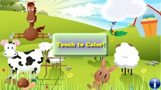 Screenshot of Libro da colorare la fattoria1