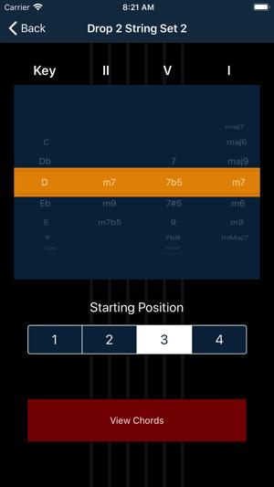 Matt Warnock Guitar 251 Chords On The App Store